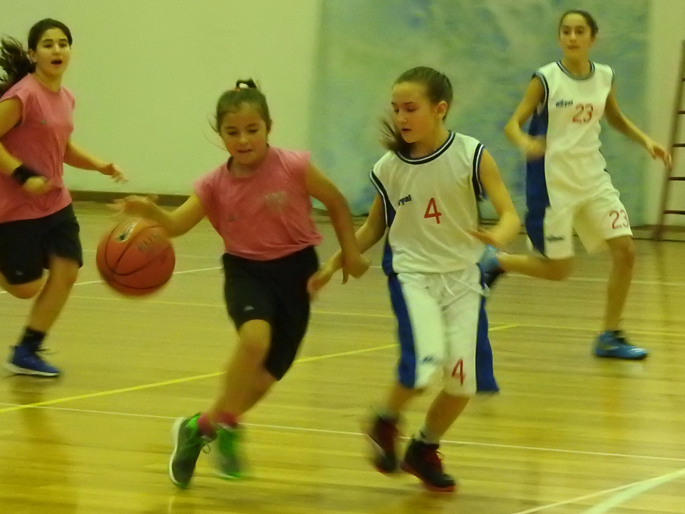 Τουρνουά Υποδομών - Η χαρά του μπάσκετ για τα παιδιά