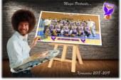 Πορτρέτα με μπασκετική μαγεία:  Κορασίδες season 2018-2019